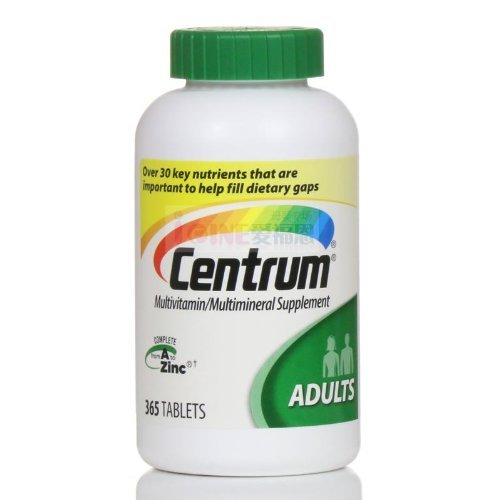 Centrum Multi-vitamin Multi-mineral Supplement Complete From a to Zinc to Help Protect Your Health As YOU AGE for Adults MEN and Women Over - 365 Tablets Bottle