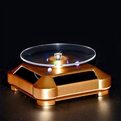 STARmoon - Soporte para Joyas con luz LED y rotación de 360 Grados ...