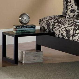 Wood Nightstand Bed Side Table