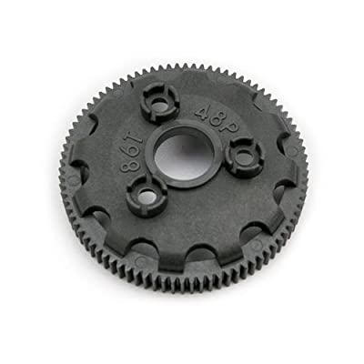 Traxxas 4686 Spur gear, 86-tooth (48-pitch) (for models with Torque-Control slipper clutch): Toys & Games