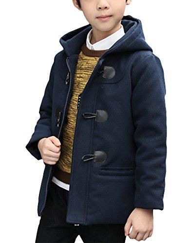 vintage pea coat - 9