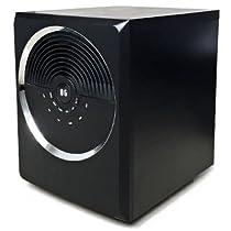 LIQI ELECTRICAL APPLIANCE CO LTD PH91N WestPointe Black Infrared Quartz Heater