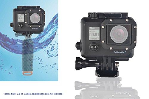 Watertight Camera Housing - 4