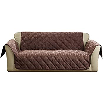 Amazoncom Serta Ultra Suede Waterproof Furniture Loveseat
