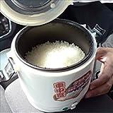 シガーソケットから給電できる!直流炊飯器 タケルくん(DC12V用) 503097