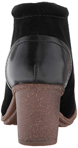 Pictures of CLARKS Women's Sashlin Sue Ankle Bootie Green 8