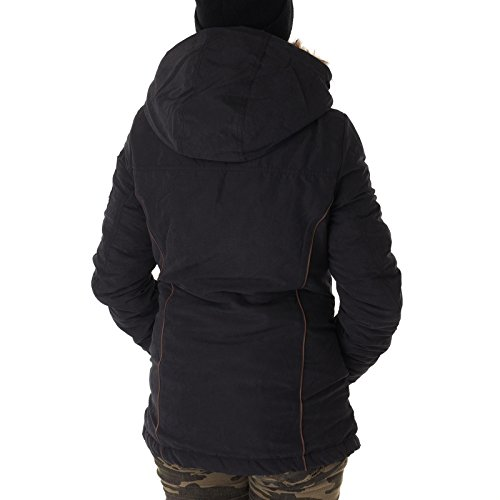 Surface Urban Black Giacca Surface Donna Urban awwqUO6xB