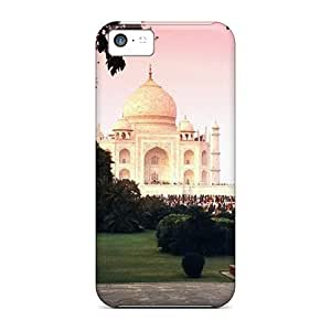 Durable Taj Mahal Back Case/cover For Iphone 5c