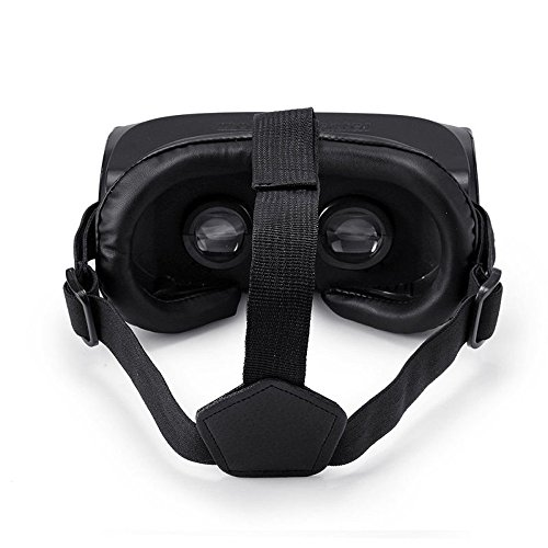 "Chunnuan HMD-518 80"" Wide Screen 1080P 3D Video Movie Game Glasses VR Virtual Reality Headset Private Mobile Cinema Personal Theater Game Movie"
