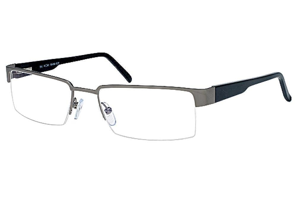 Tuscany Mens Eyeglasses 469 Half Rim Optical Frame 54mm