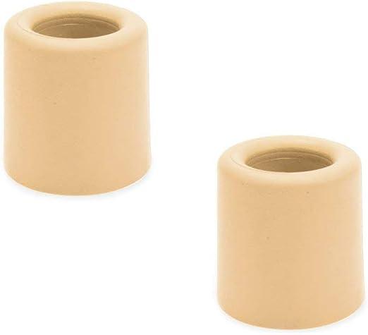 Material : Plasctico Proteccion de la Pared apropiada para el Montaje en el Suelo Model: Globe Color: Blanco Sossai 5 x Tope de Puerta//Tope de amortiguaction de Puerta NTS6-FI TPE