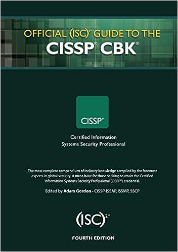 Cissp 4th Edition Pdf
