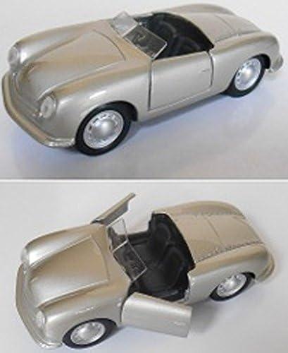 Maisto Porsche Typ 356 Roadster Scala 1 34 Silver Küche Haushalt