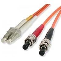 STARTECH.COM FIBLCST10 / 10m Multimode 62.5/125 Duplex Fiber Patch Cable LC -ST