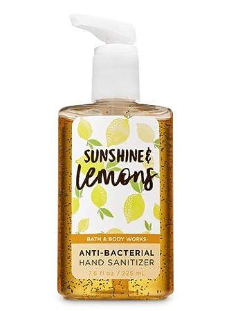 Amazon Com Bath And Body Works Sunshine Lemons Anti Bacterial