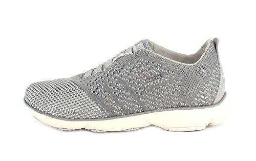 Geox Sneakers U Nebula Homme Basses B Stone white rwrtdxTq4F