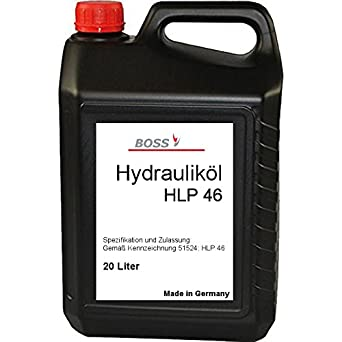 Hydrauliköl Hlp 46 20 Liter 1 Gewerbe Industrie Wissenschaft