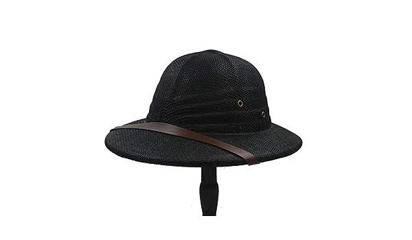 Gorra de Sol Sombrero de Paja Sombrero Sol Chico Sombrero con ...