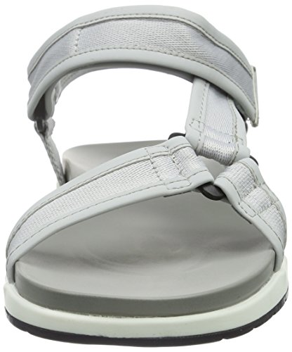 Aldo Men's Adaulle Ankle Strap Sandals Grey (Grey / 12) lP4d33