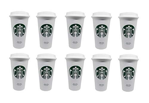 Starbucks Reusable Travel Cup To Go Coffee Cup (Grande 16 Oz) ()