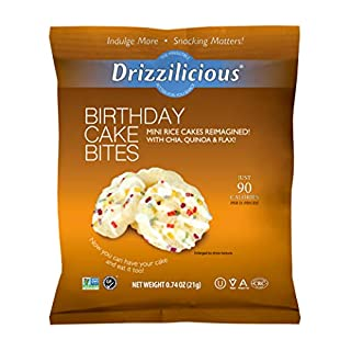 Drizzilicious - Birthday Cake (24 Pack, .74oz)