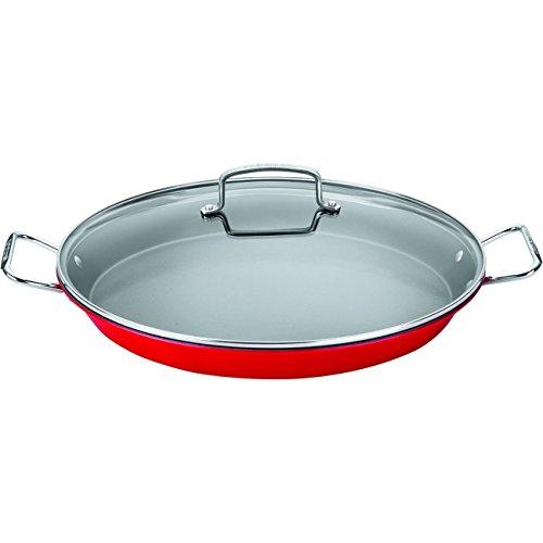 Cuisinart Non Stick Paella Pan Red