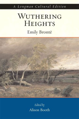 Wuthering Heights, A Longman Cultural Edition