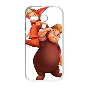 Motorola G Cell Phone Case White Disney Peter Pan Character Cubby