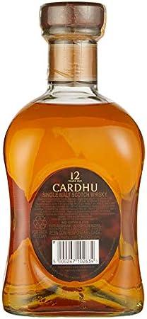 Cardhu 12Yo 1L 40º Est