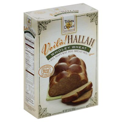 Voilà! Hallah Wholey Wheat Egg Bread Mix, 12 oz