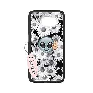 Casehk Popular Hard Back Cover Case for SamSung Galaxy S6 Edge, Cheap Emoji SamSung Galaxy S6 Edge Case, Emoji DIY Cover Case