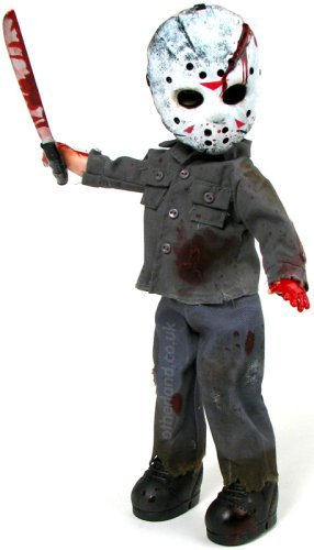 Living Dead Dolls Jason Voorhees Doll Comic Con Exclusive by Mezco - Exclusive Living Dead Dolls