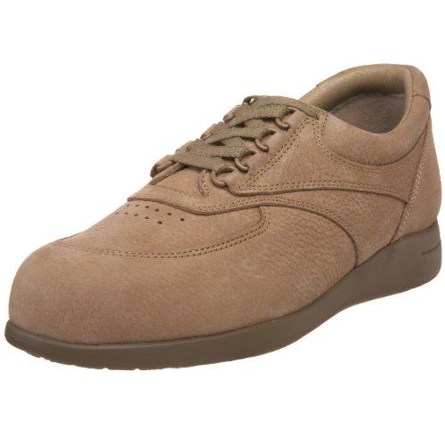 Drew Shoe Womens Blazer Oxford,Taupe Nubuck,7 WW US