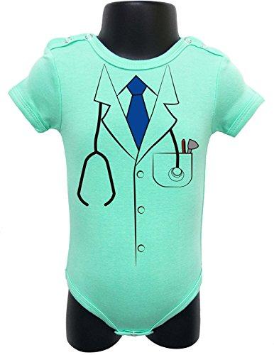 177 PROFESSIONS BABY ROMPER BODYSUIT ONESIE UNISEX HALLOWEEN GIFT POLY BAGGED (6-12 Months, Tiffany) (Juegos De Decorar De Halloween)