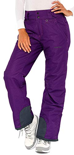Arctix Women's Insulated Snow Pants, Moguls Print