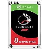 Seagate IronWolf 8 TB NAS RAID Internal Hard Drive - 7,200 RPM SATA 6 Gb/s 3.5-inch (ST8000VN0022)