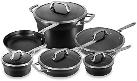 ZWILLING Motion Aluminum 11 Piece Cookware Set