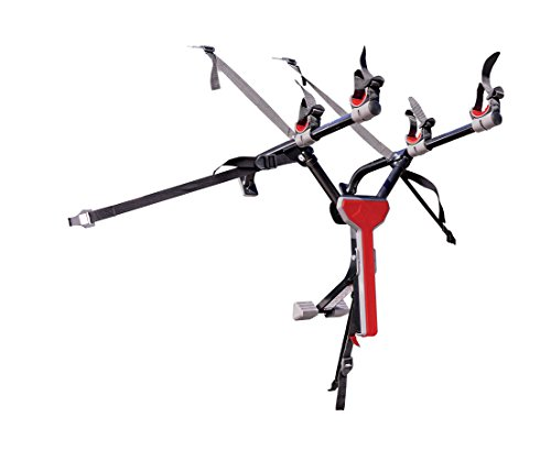 Allen Sports Ultra Compact Folding 2-Bike Trunk Mount Rack Bike Trunk Mounted Rack