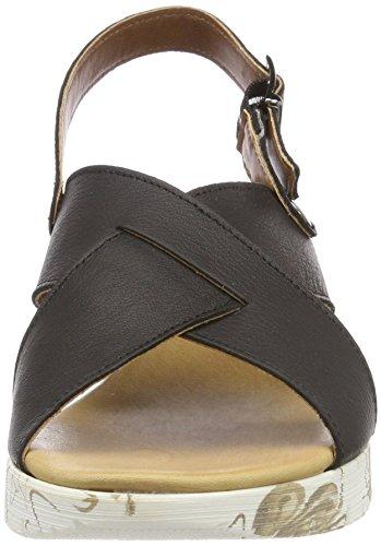 Les Dames Andrea Conti 0955703 Sandales Noires (noir)