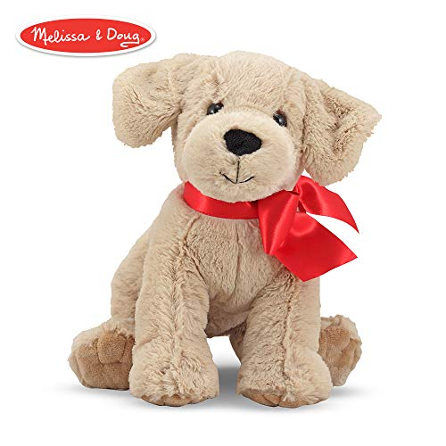 - Melissa & Doug 7480 Stuffed Yellow Lab Puppy Doll