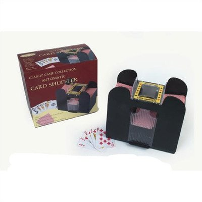 John N. Hansen Six-Deck Automatic Card Shuffler