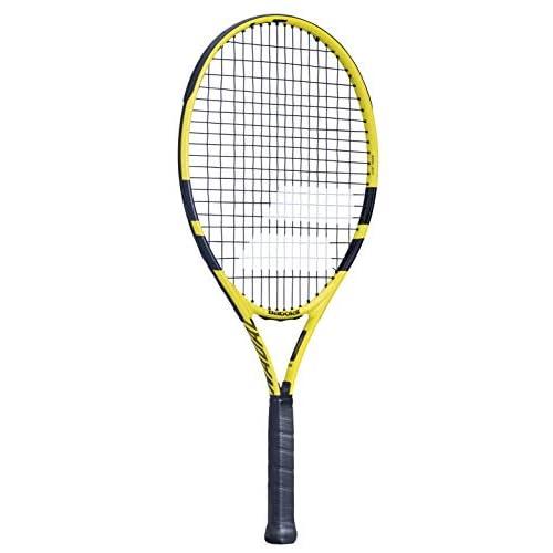 Babolat Nadal Jr 25 Encordado: No 240G Tennis Rackets Junior Racket Yellow - Black a buen precio