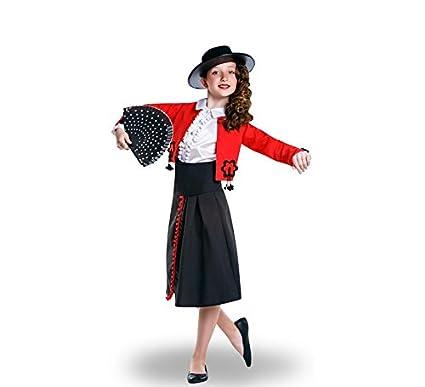Disfraz de Cordobesa para niña: Amazon.es: Juguetes y juegos