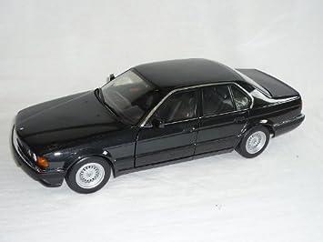 BMW 730i 7er 7 Er E32 1987 Schwarz 1 18 Minichamps Modellauto Modell Auto