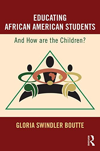 Search : Educating African American Students: And How Are the Children?