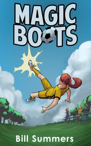 Magic Boots (Shannon Swift Soccer Series)