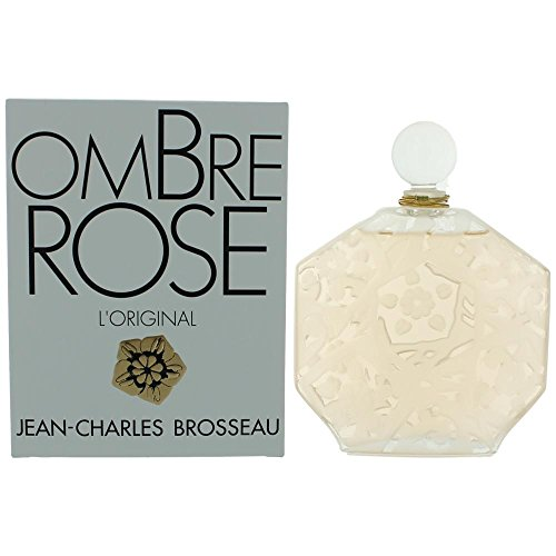 Ambre Rose - Ombre Rose by Jean Charles Brosseau for Women 6.0 oz Eau de Toilette Splash Flacon