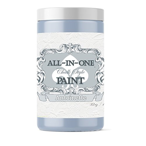 - Antoinette, Heritage Collection All In One Chalk Style Paint (NO WAX!) (32oz Quart)
