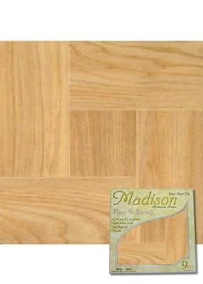 Madison Vinyl Floor Tile 2587 - Home Dynamix