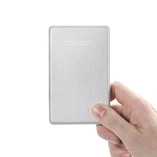 U32 Shadow™ 2TB External USB 3.1 Portable Hard Drive by Oyen Digital (Image #1)